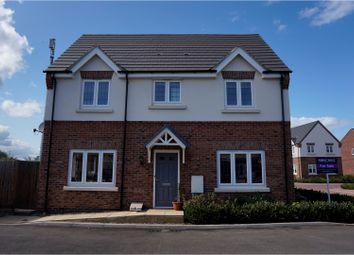 Thumbnail 3 bed semi-detached house for sale in Clayton Gardens, Hatton