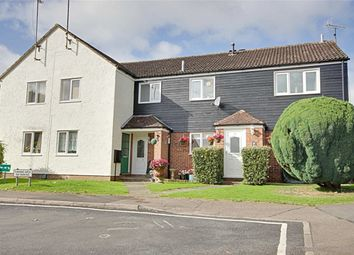 Thumbnail 3 bed maisonette for sale in Leat Close, Sawbridgeworth, Hertfordshire