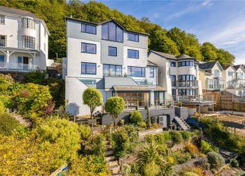Thumbnail 4 bed detached house for sale in Wood Lane, Kingswear, Dartmouth, Devon