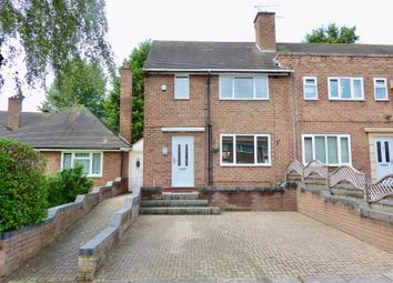 Thumbnail 2 bed terraced house for sale in Alderpits Road, Shard End, Birmingham