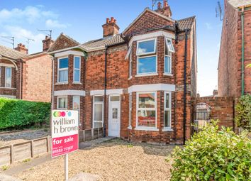 Thumbnail 3 bed semi-detached house for sale in Wootton Road, Gaywood, King's Lynn