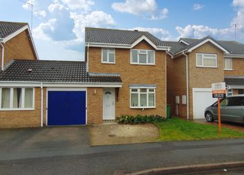 Thumbnail 3 bed link-detached house for sale in Falkland Road, Evesham