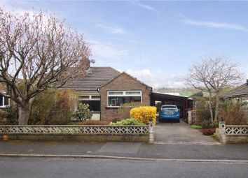 Thumbnail 2 bed bungalow for sale in Airedale View, Cross Hills
