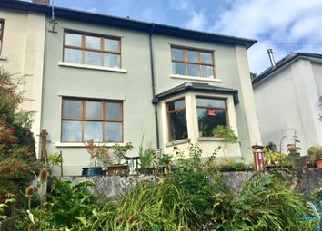 Thumbnail 4 bed semi-detached house for sale in Gradffa Villas, Llanbradach, Caerphilly