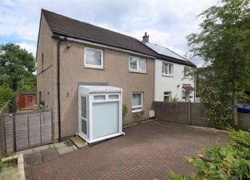 Thumbnail 3 bed semi-detached house for sale in Waulking Mill Road, Clydebank