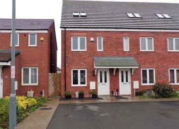 Thumbnail 3 bed end terrace house for sale in Culey Green Way, Sheldon, Birmingham