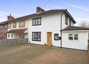 Thumbnail 5 bed end terrace house for sale in Claremont Avenue, New Malden