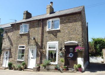 Thumbnail 1 bed end terrace house for sale in Templar Road, Temple Ewell, Dover, Kent