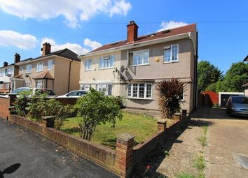 Thumbnail 4 bed semi-detached house to rent in Mansfield Drive, Hayes, Middelsex