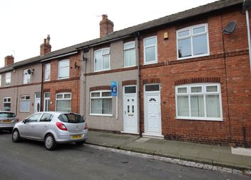 Thumbnail 2 bedroom terraced house to rent in Locomotive Street, Darlington, County Durham