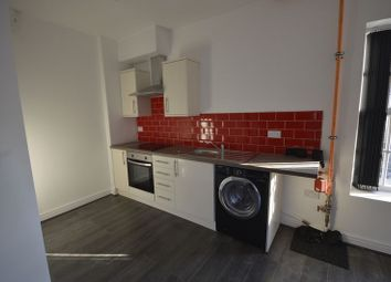Thumbnail 1 bed flat to rent in Millstone Lane, Leicester