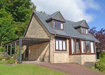 Thumbnail 3 bedroom detached house for sale in Laudervale, Bullwood Road, Dunoon