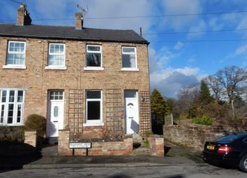 Thumbnail 2 bed end terrace house for sale in 1 Pleasant View, Wetheral, Carlisle, Cumbria