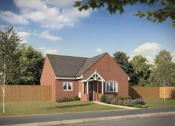"Thumbnail 2 bed bungalow for sale in ""The Suthmere"" at Bourne Way, High Street, Burbage"