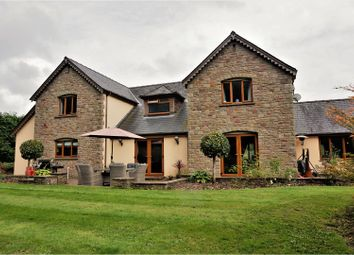 Thumbnail 4 bed country house for sale in Church Walk, Lydney