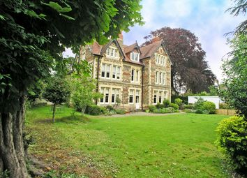 Thumbnail 2 bed flat for sale in Fairwater Road, Llandaff, Cardiff