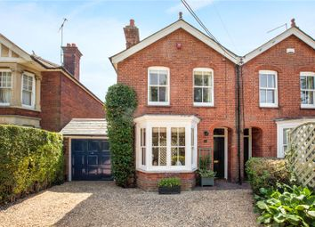Thumbnail 3 bed semi-detached house for sale in Little Marlow Road, Marlow, Buckinghamshire