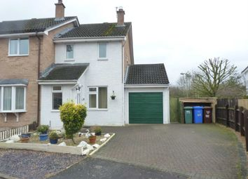 Thumbnail 2 bed semi-detached house to rent in Lyneham Road, Bicester