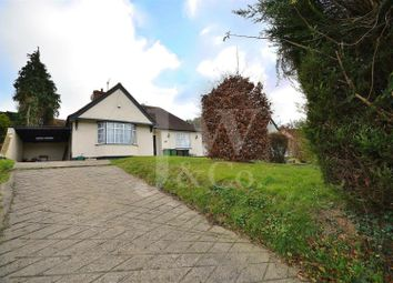 Thumbnail 2 bed detached bungalow for sale in Old Watford Road, Bricket Wood, St. Albans