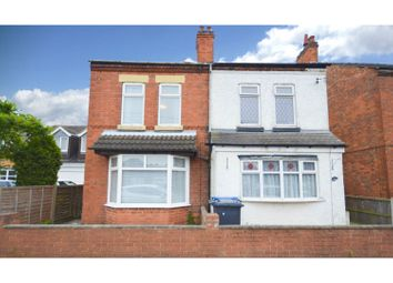 Thumbnail 3 bed semi-detached house for sale in Main Street, Leicester