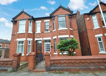 Thumbnail 3 bedroom semi-detached house for sale in Sherborne Road, Cheadle Heath, Stockport, Cheshire