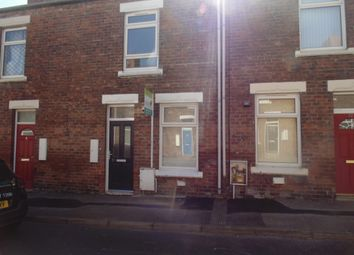 Thumbnail 2 bed terraced house to rent in Seventh Street, Blackhall Colliery, Hartlepool