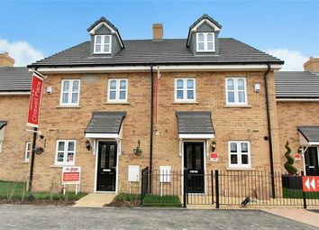Thumbnail 4 bed terraced house for sale in Foster Walk, Shortstown, Bedford