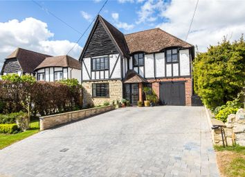 Thumbnail 5 bed detached house for sale in Charles Dickens Avenue, Higham, Rochester, Kent