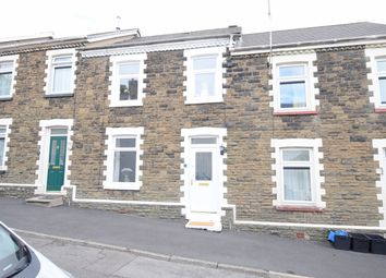 Thumbnail 3 bed terraced house for sale in Yew Tree Terrace, Croesyceiliog, Cwmbran