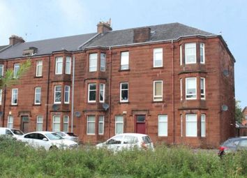 Thumbnail 1 bed flat for sale in Castlegreen Street, Dumbarton, West Dunbartonshire