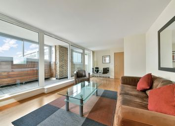 Thumbnail 1 bed flat to rent in Tempus Wharf, Axis Court, Shad Thames