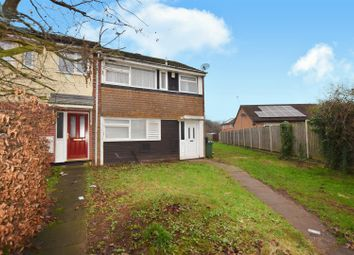 Thumbnail 2 bed terraced house for sale in Cranwell Road, Strelley, Nottingham