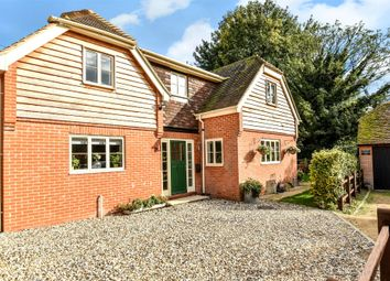 Thumbnail 4 bed detached house for sale in Alresford Road, Preston Candover, Hampshire