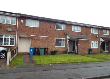 Thumbnail 3 bed terraced house for sale in Derwent Avenue, Whitefield, Manchester, Greater Manchester