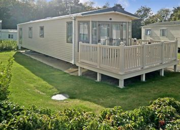 Thumbnail 2 bed mobile/park home for sale in Hillway Road, Bembridge, Isle Of Wight