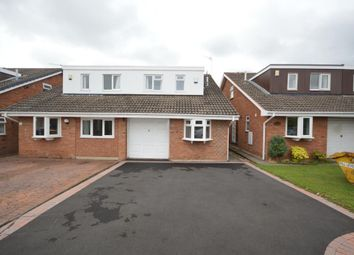 Thumbnail 3 bed semi-detached house for sale in Mercia Drive, Perton, Wolverhampton