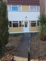 Thumbnail 3 bed terraced house to rent in Idwal, Wrexham, Wrexham
