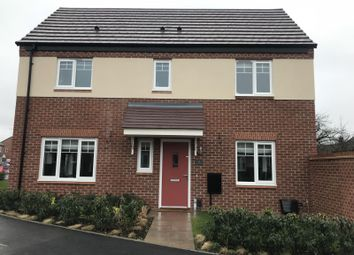 Thumbnail 3 bed semi-detached house to rent in Buckingham Way, Stratford-Upon-Avon