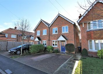Thumbnail 3 bedroom semi-detached house for sale in Kings Head Lane, Byfleet, West Byfleet