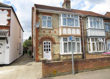 Thumbnail 3 bed semi-detached house for sale in Priory Road, Peterborough