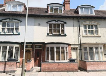4 bed terraced house for sale in St Saviours Road, Leicester LE5