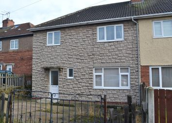 Thumbnail 4 bed semi-detached house for sale in Cross Street, Upton, Pontefract