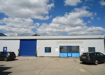 Thumbnail Warehouse to let in Armstrong Road, Basingstoke