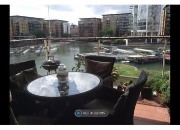Thumbnail 1 bed flat to rent in Basin Approach, London