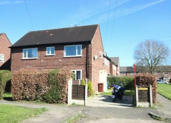 Thumbnail 2 bed flat for sale in Blackwood Drive, Wythenshawe, Manchester