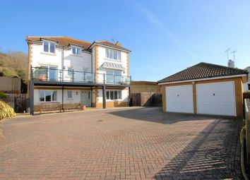 Thumbnail 5 bed detached house for sale in Lower Corniche, Sandgate