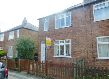 Thumbnail 3 bedroom semi-detached house to rent in Westwood Terrace, Westwood Terrace, South Bank, York