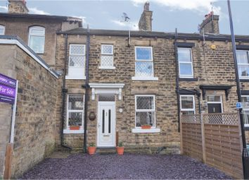 Thumbnail 2 bed terraced house for sale in Derby Road, Rawdon