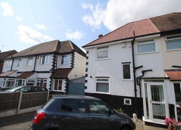 Thumbnail 3 bed semi-detached house for sale in Wilson Road, Birmingham, West Midlands, United Kingdom