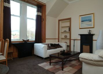 Thumbnail 1 bed flat to rent in South King Street, Helensburgh